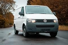 VW Transporter 2,0 TDi 114 Kassev. kort BMT