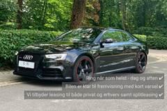Audi RS5 4,2 FSi Coupé quattro S-tr.