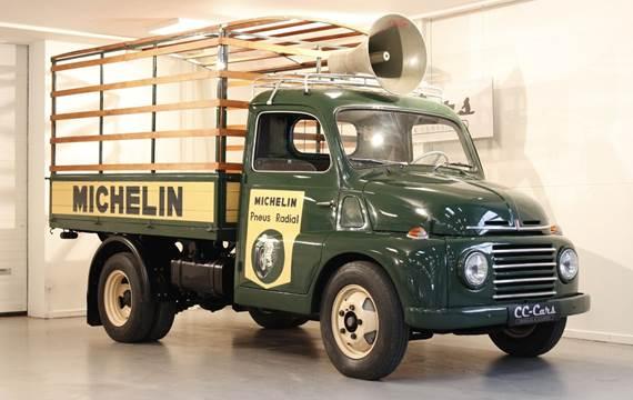 Fiat 615 N 1,9 Ladvogn
