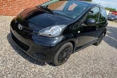 Toyota Aygo 1,0 Plus Black