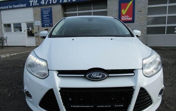 Ford Focus 1,0 SCTi 125 Titanium ECO