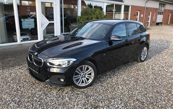 BMW 120i 1,6 Steptronic  5d 8g Aut.