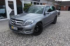 Mercedes GLK220 2,1 CDI BlueEfficiency 4-Matic  Van 7g Aut.