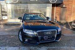 Audi A4 2,0 TDi 143 S-line