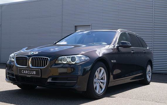BMW 520d 2,0 Touring xDrive aut.