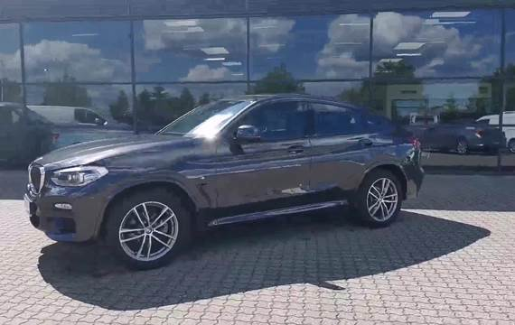 BMW X4 2,0 xDrive20d M-Sport aut.
