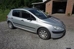 Peugeot 307 1,6  5d