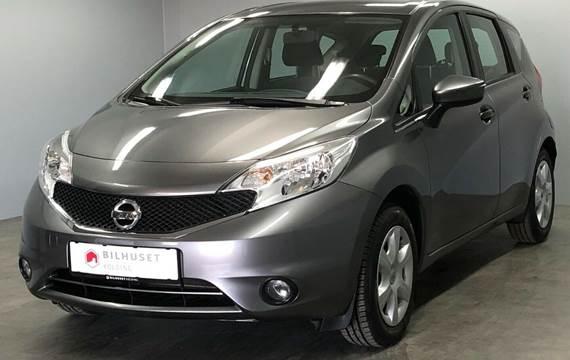 Nissan Note 1,2 Visia