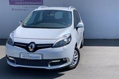Renault Grand Scénic 1,5 7 pers.  DCI FAP Expression  6g