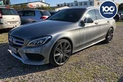 Mercedes C220 d 2,2 aut. 4-M