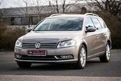 VW Passat 2,0 TDi 140 Highl. Vari. 4M BMT