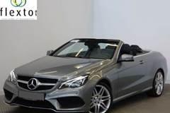Mercedes E350 3,5 Cabriolet aut.