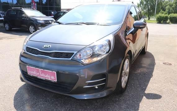 Kia Rio 1,2 CVVT Limited