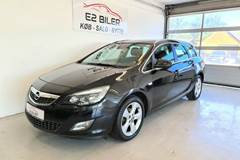 Opel Astra 1,4 T 140 Sport ST eco