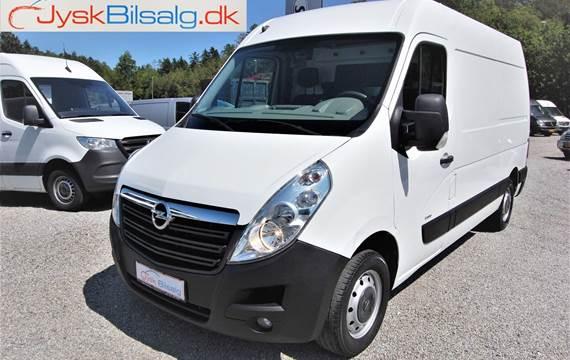 Opel Movano 2,3 CDTi 146 Van L2H2 FWD