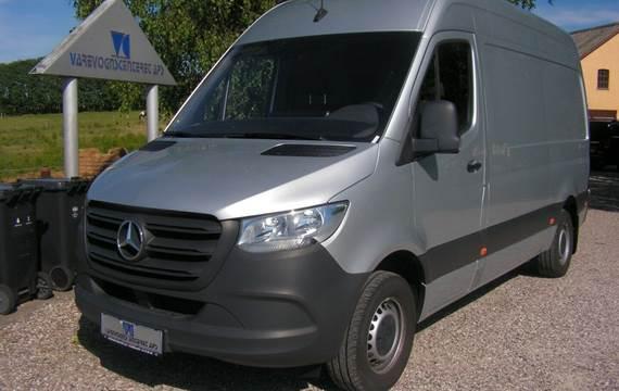 Mercedes Sprinter 316 2,2 CDi A2 Kassevogn RWD