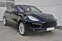 Porsche Cayenne Turbo 4,8 Tiptr. Van