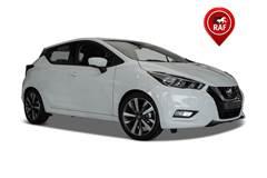 Nissan Micra 1,0 Dig-T 117 Acenta