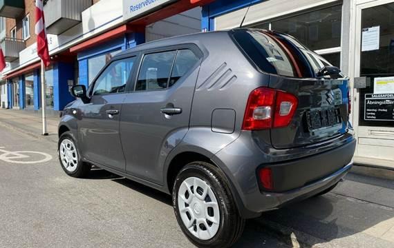 Suzuki Ignis 1,2 Hybrid Club