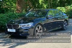 BMW 740d 3,0 xDrive aut.
