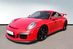 Porsche 911 GT3 3,8 Coupé PDK