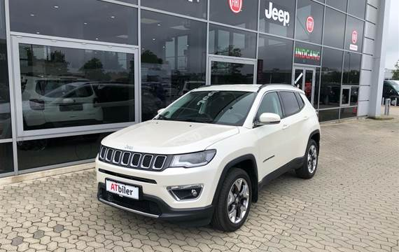 Jeep Compass 1,4 MultiAir Limited First Edition AWD  5d 9g Aut.