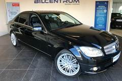 Mercedes C350 3,0 CDi Avantgarde aut. BE