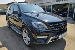 Mercedes ML350 3,5 aut. 4-M BE
