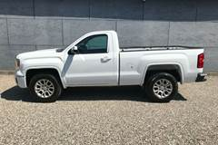 GMC Sierra 6,2 Single Cab aut.