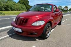 Chrysler PT Cruiser 2,4 GT Turbo Cabriolet