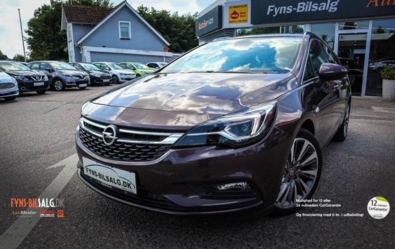 Opel Astra 1,4 T 150 Innovation ST