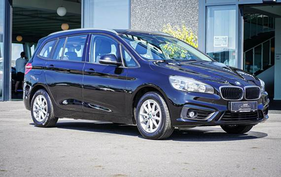 BMW 218d 2,0 Gran Tourer Advantage 7prs