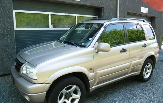 Suzuki Grand Vitara 2,0 aut. Van