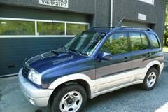 Suzuki Grand Vitara 2,0 TDi 16V Van