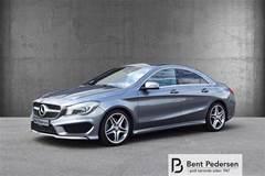 Mercedes CLA220 d 2,1 CDI 7G-DCT  4d 6g