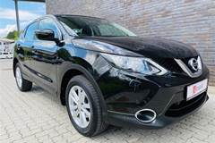Nissan Qashqai 1,2 DIG-T 115 SUV 2WD Xtronic Aut.