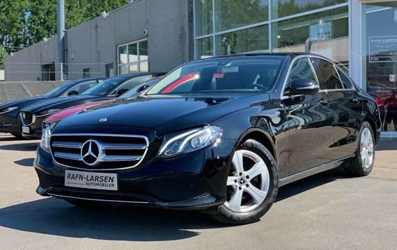 Mercedes E220 d 2,0 Avantgarde aut.