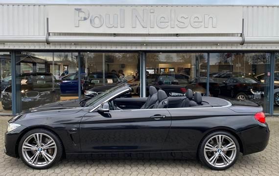 BMW 435i 3,0 Cabriolet aut.