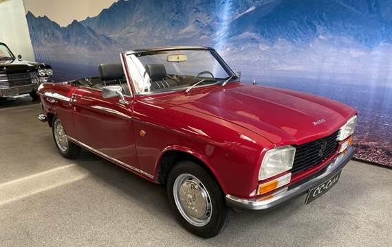 Peugeot 304 1,3 Cabriolet