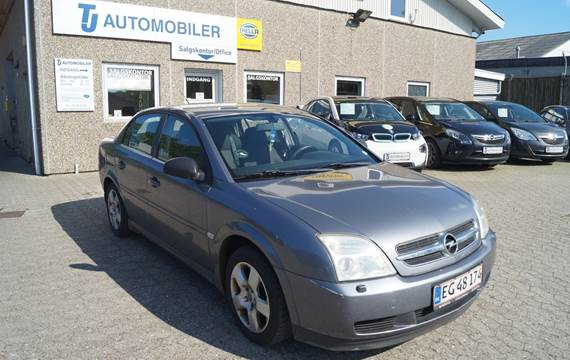 Opel Vectra 2,2 16V Direct Comfort