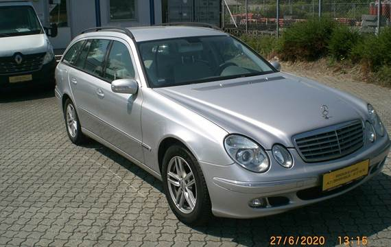 Mercedes E280 3,0 CDi Elegance stc. aut. Van
