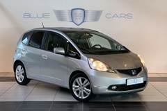 Honda Jazz 1,4 Exclusive i-Shift