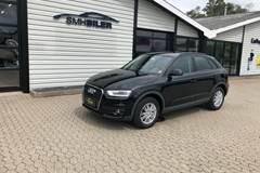 Audi Q3 2,0 TFSi 170 quattro S-tr.