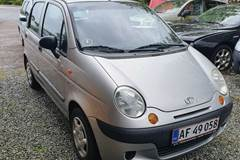 Daewoo Matiz 1,0 SE