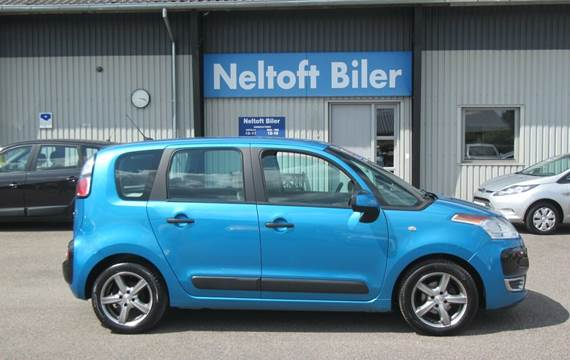 Citroën C3 Picasso 1,4 VTi Exclusive