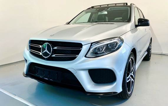 Mercedes GLE400 3,0 aut. 4Matic