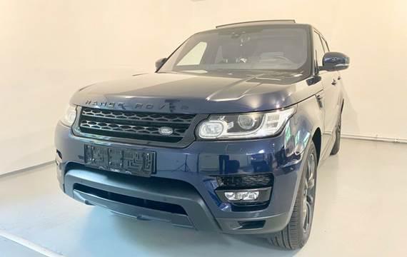Land Rover Range Rover sport 3,0 TDV6 HSE Dynamic aut.