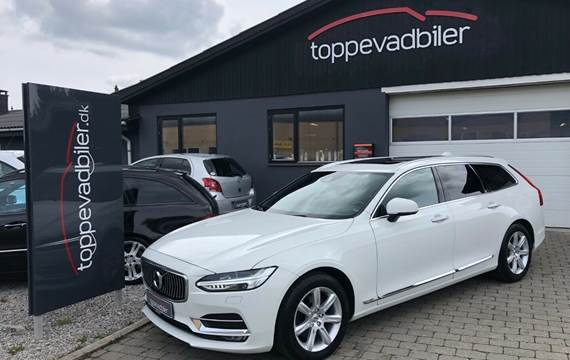 Volvo V90 2,0 D4 190 Inscription aut. Van