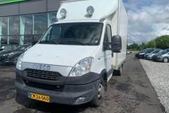 Iveco Daily 3,0 35C17 Alukasse m/lift