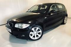 BMW 120d 2,0 Steptr. Van